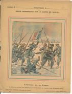 Couverture De Cahier - L'Armée De La Loire - Protège-cahiers