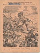 Couverture De Cahier - Mort De Talbot à La Bataille De Castillon - Protège-cahiers