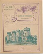 Couverture De Cahier - Chateau De Villebon - Charier, Saumur - Protège-cahiers