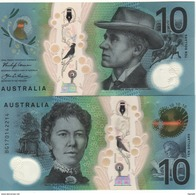 AUSTRALIA   Just Issued  New $ 10   POLIMER  (issued Sept 2017) - Emissioni Governative Decimali 1966-...