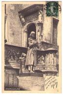 (45) 051, Orléans, Jeanne D'Arc, Dessin à La Plume De A. Goulon Rare - Orleans