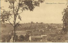 Villers - Aux - Tours -- Panorama.   (2 Scans) - Anthisnes
