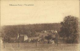 Villers - Aux - Tours -- Vue Générale.   (2 Scans) - Anthisnes