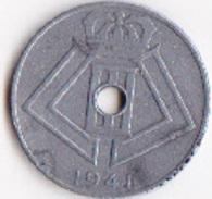 Belgique Pièce De 10 Centimes Léopold 3 Type Jespers Belgique Belgie 1941 - 02. 10 Centimes