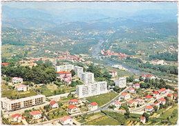 07. Gf. AUBENAS-EN-VIVARAIS. Vue Panoramique Sur La Vallée De L'Ardèche. 70208 - Aubenas