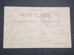 FRANCE - Carte Postale En FM D'un Militaire En Escale à Malte Pour Langon (Gironde) - P22131 - Marcophilie (Lettres)