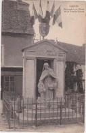 Cpa TAUVES - Monument Aux Mortsde LanGrande Guerre - France