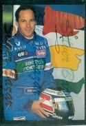 GERHARD BERGER - RENAULT-BENETTON FORMULA 1 - MILD SEVEN - Grand Prix / F1