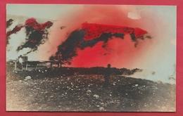 Hawaii National Park - Kilauea Volcano .. Volcanic Eruption 1960 - 1 (see Always Reverse ) - Verenigde Staten