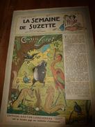 1949 LSDS  (La Semaine De Suzette) : SCOUTISME La Troupe Spéciale  PREMIERE LOURDES (La Troupe Du Foulard Blanc) ; Etc - La Semaine De Suzette