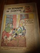 1946 LSDS  (La Semaine De Suzette) : LE BOEUF DE NOËL ; Etc - La Semaine De Suzette