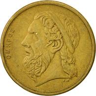 Grèce, 50 Drachmes, 1986, TTB, Aluminum-Bronze, KM:147 - Grèce
