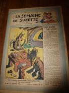 1946 LSDS  (La Semaine De Suzette) : UNE FAIM DE LOUP ; Etc - La Semaine De Suzette