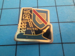 Pin414c Pin's Pins / Beau Et Rare / VILLES / WAZERS WAZIERS ? SA MINE SON SITE DE V1 - Städte