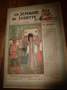 1946 LSDS (La Semaine De Suzette) :   LE PÊCHEUR (conte Russe)  ; Etc - La Semaine De Suzette