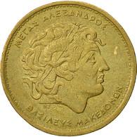 Grèce, 100 Drachmes, 1990, Athens, TTB, Aluminum-Bronze, KM:159 - Grèce