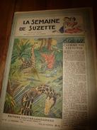 1946 LSDS (La Semaine De Suzette) : L'histoire De KOHOLY ,perroquet Sur Le Vaisseau Du Commandant De Bougainville; Etc - La Semaine De Suzette