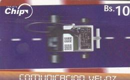 Bolivia - Comunicacion Veloz (Exp: 12/2002) - Bolivia