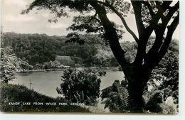 SRI LANKA CEYLAN KANDY LE LAC - Sri Lanka (Ceilán)
