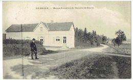 LE BRULY - Couvin - Maison Forestière Du Domaine De Couvin - Couvin