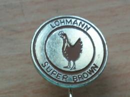 Z387 - LOHMANN, POULE, HEN, ROOSTER, Cock Chicken Rooster Hahn Haan Gockel Haehn - Animali