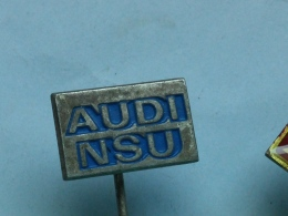 Z386 - AUDI NSU - Audi