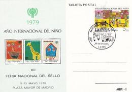 España Sobre Nº 2788 Tarjeta - 1931-Hoy: 2ª República - ... Juan Carlos I