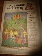 1946 LSDS (La Semaine De Suzette) : L'histoire D'un Drôle De Médecin Chez Les Bêtes ; Etc - La Semaine De Suzette