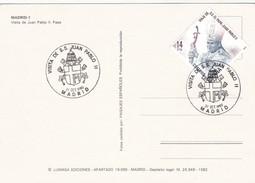 España Sobre Nº 2796 Tarjeta - 1931-Hoy: 2ª República - ... Juan Carlos I