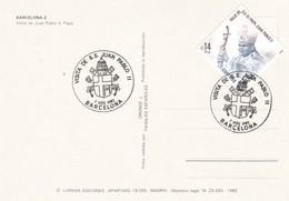 España Sobre Nº 2799 Tarjeta - 1931-Hoy: 2ª República - ... Juan Carlos I