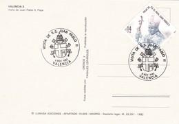 España Sobre Nº 2800 Tarjeta - 1931-Hoy: 2ª República - ... Juan Carlos I