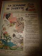 1946 LSDS (La Semaine De Suzette) : Le Malheureux Petit Commerce 'conte Arménien) ; Etc - La Semaine De Suzette
