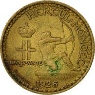Monaco, Louis II, Franc, 1926, Poissy, TTB, Aluminum-Bronze, KM:114 - Monaco