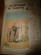 1946 LSDS (La Semaine De Suzette) : La Légende De La SAUGE ; Etc - La Semaine De Suzette