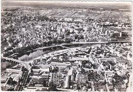 89. Gf. AUXERRE. Vue Générale Aérienne Sur La Ville Et L'Yonne. 11 - Auxerre