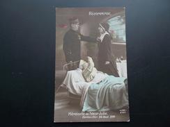 HEROISME DE SOEUR JULIE  Gerbeviller 24 Août 1914 - War 1914-18