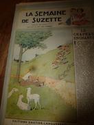 1946 LSDS:Un Chalutier Transformé En Chapelle Flottante Pour Desservir Les Villages De Norvège Ravagés Par La Guerre;etc - La Semaine De Suzette