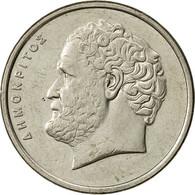 Grèce, 10 Drachmes, 1990, TTB, Copper-nickel, KM:132 - Grèce