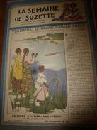 1946 LSDS  (La Semaine De Suzette) : Deux Braves Petites Filles De France ; Etc - La Semaine De Suzette