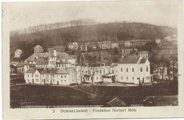 Dommeldange (Dummeldeng) - Fondation Norbert Metz - Cartes Postales