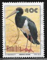 Namibia, Scott # 767 Used Bird, 1994 - Namibia (1990- ...)