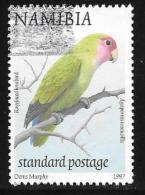 Namibia, Scott # 858 Used Bird, 1997 - Namibia (1990- ...)