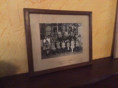 Photo De Classe -Institut Marie-Adelaide-Abbeville 1924-1925 - Personnes Anonymes