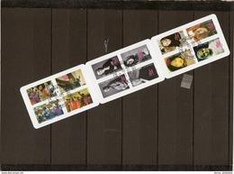 France Carnet ,oblitéré Service Philatelique De La Poste,  Dans La Date D'emission ,N° C 417 Complet Obitération Superbe - Carnets
