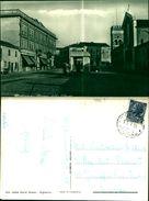 7315a)cartolina  Migliarino-piazza Della Liberta Ediz.vietata Werter Romani - Italie