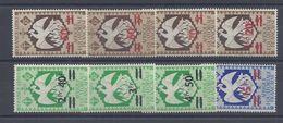 A.E.F. 1945 - N° 198/205 - Neufs - X - Traces De Charnières Lègères - B/TB - - Neufs