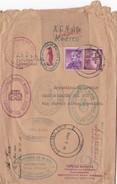 USA TO POLE.SOUTH ORKNEYS.AVEC AUTRES MARQUES.1962.SIGNEE. LE MEILLEUR,COLLECTION VOZNESENSKY-BLEUP - Bases Antarctiques