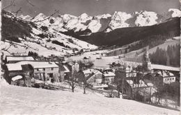 LB 36 :  Haute Savoie : LE  GRAND   BORNAND    : Vue - Otros Municipios