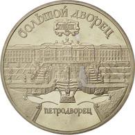 Russie, 5 Roubles, 1990, Saint-Petersburg, FDC, Copper-nickel, KM:241 - Russia