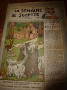1948 LSDS  :La Chapelle Aux Muguets ; Le Gland Orgueilleux ; Etc - La Semaine De Suzette